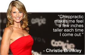 Christie Brinkley's quote #1