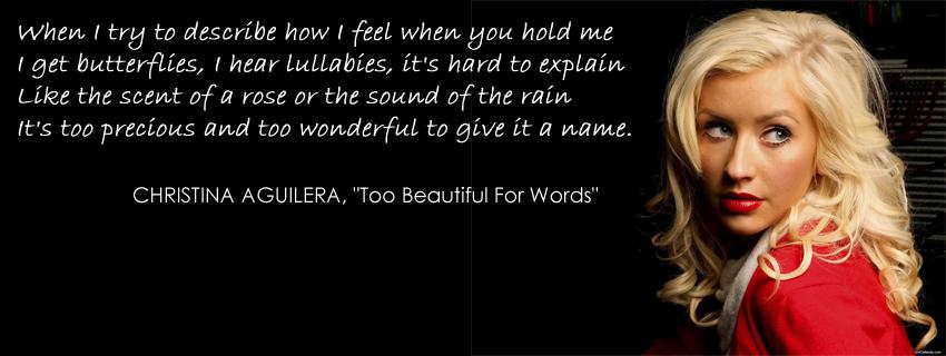 Christina Aguilera's quote #5
