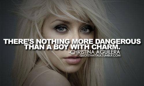 Christina Aguilera's quote #8
