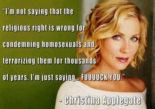 Christina Applegate's quote #4
