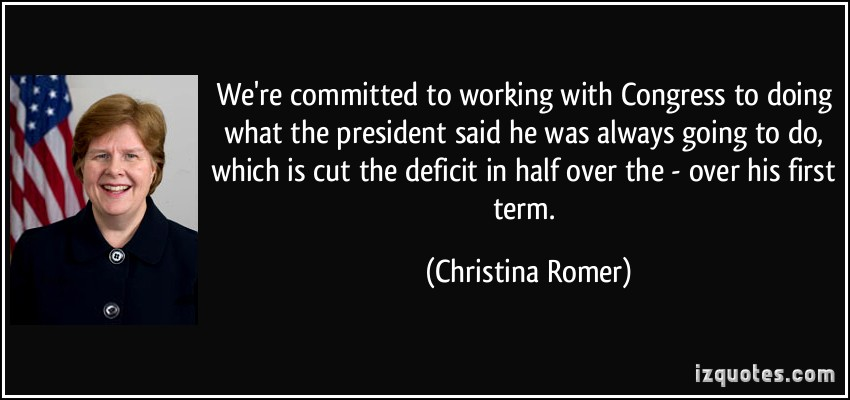 Christina Romer's quote #3
