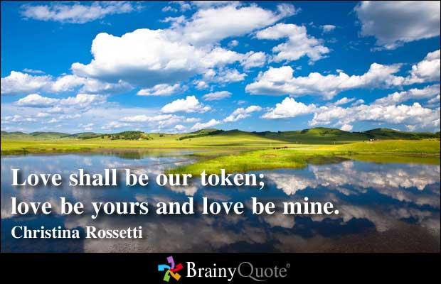Christina Rossetti's quote #1