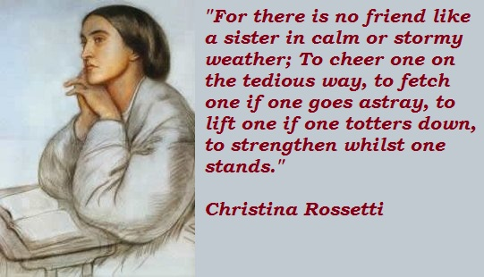 Christina Rossetti's quote #5