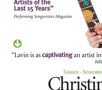 Christine Lavin's quote #3