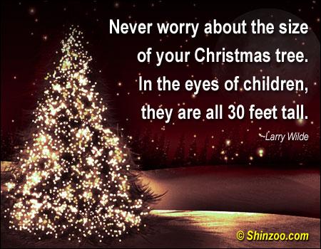 Christmas Tree quote #2