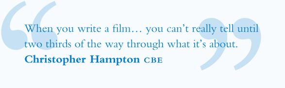Christopher Hampton's quote #6