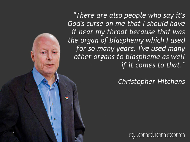 Christopher Hitchens's quote #2