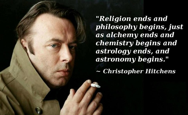 Christopher Hitchens's quote #7
