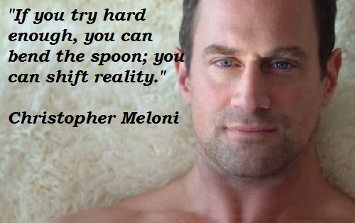 Christopher Meloni's quote #5