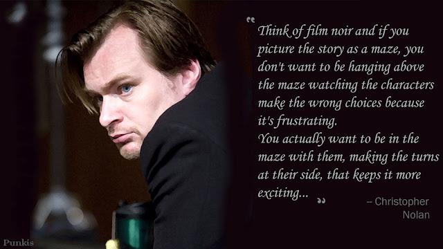 Christopher Nolan's quote #1