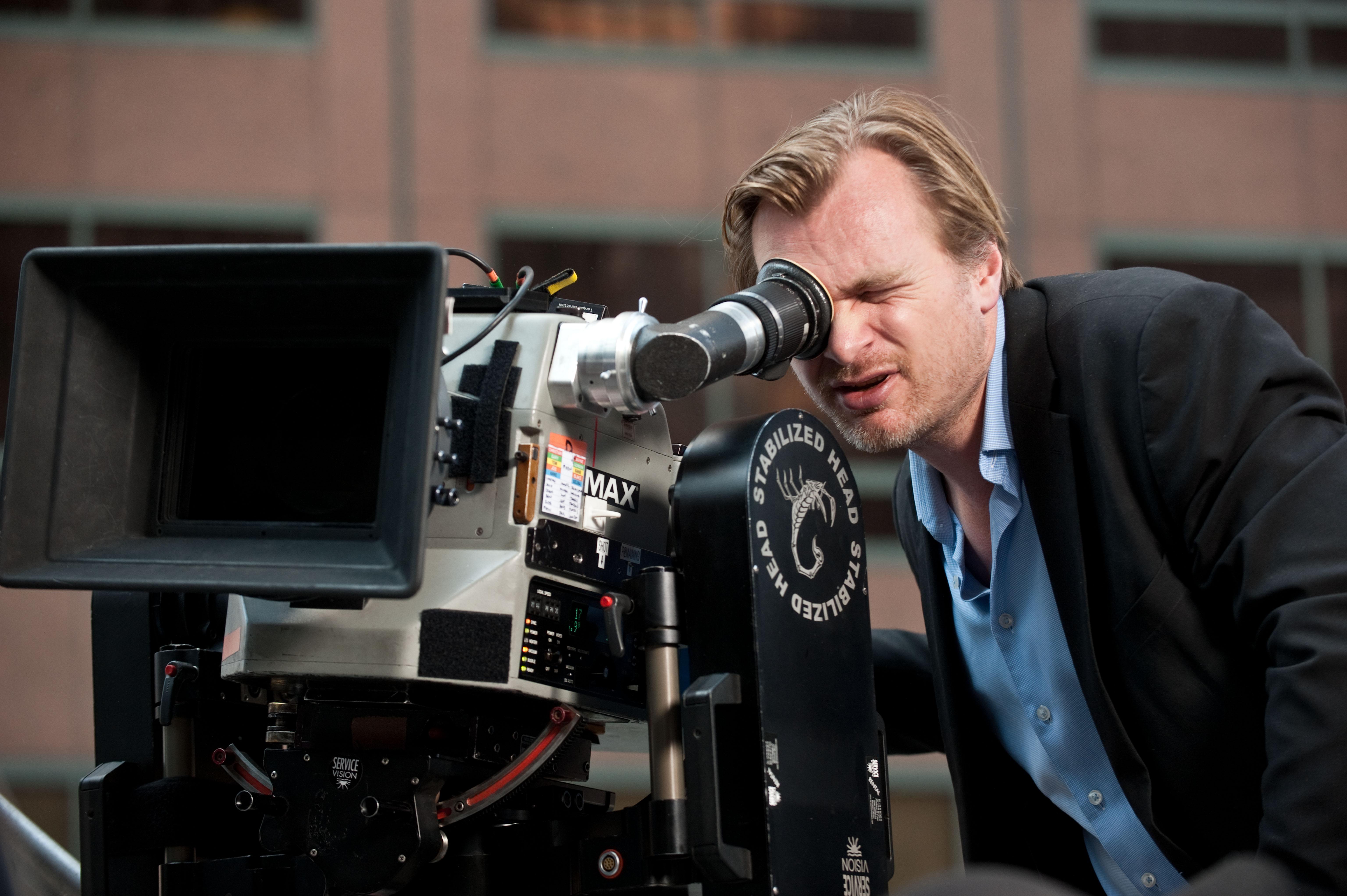 Christopher Nolan's quote #5