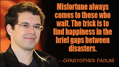 Christopher Paolini's quote #6