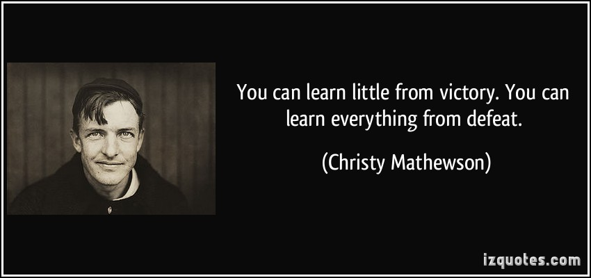 Christy Mathewson's quote #2