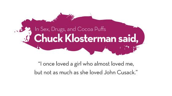 Chuck Klosterman's quote #6