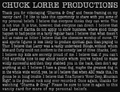 Chuck Lorre's quote #2