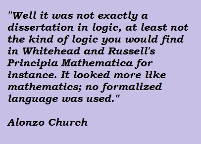 Church quote #4