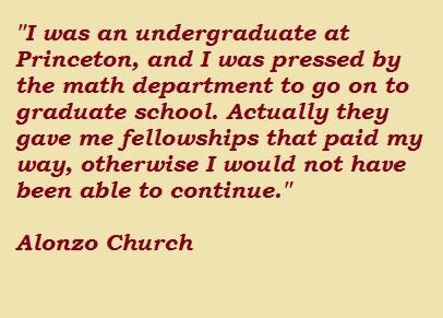 Church quote #5