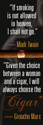 Cigars quote #1
