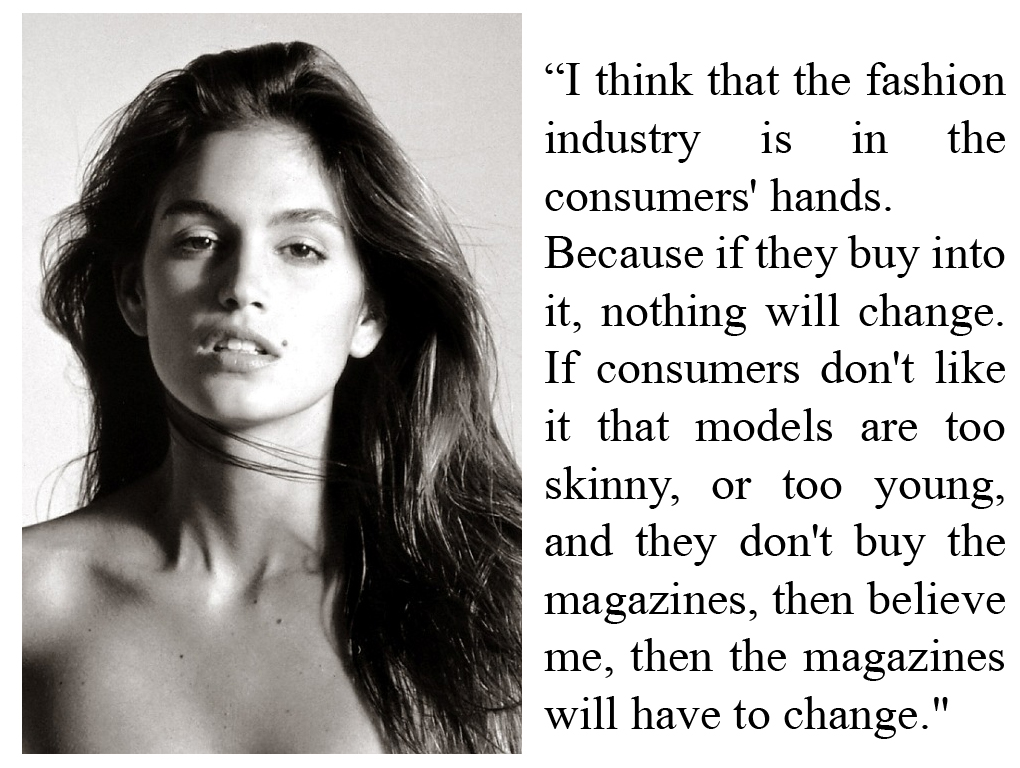 Cindy Crawford's quote #8