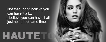 Cindy Crawford's quote #7