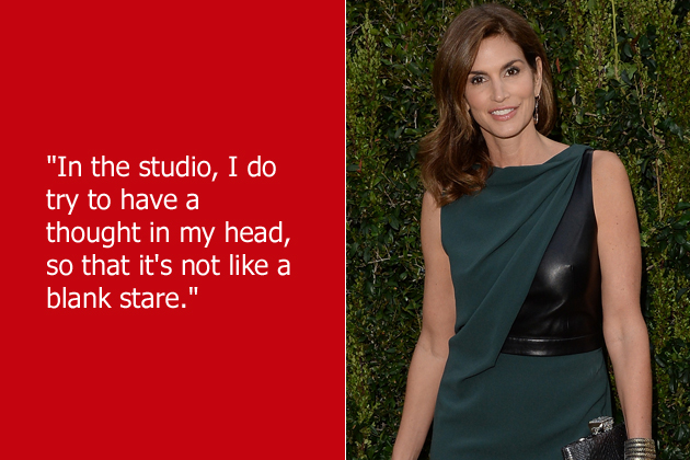 Cindy Crawford's quote #4