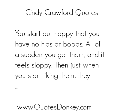 Cindy Crawford's quote #5