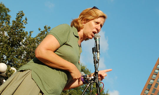 Cindy Sheehan's quote
