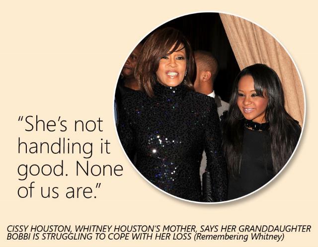 Cissy Houston's quote #3
