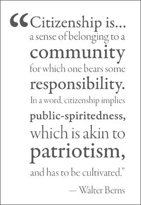 Citizenship quote #2
