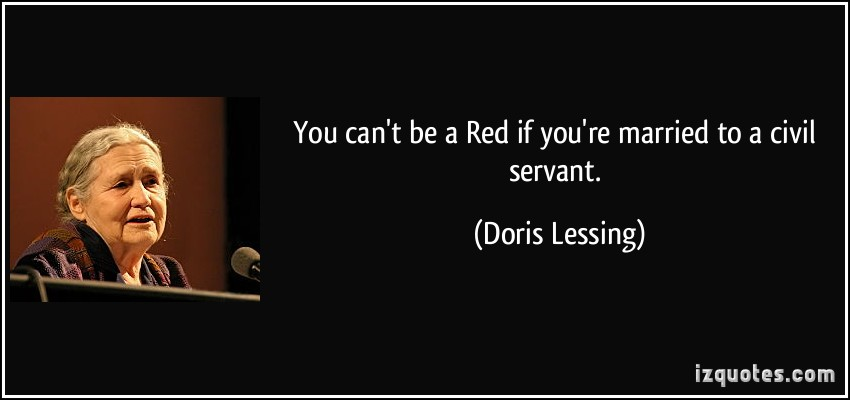 Civil Servant quote #1