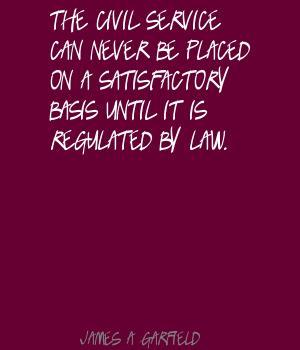 Civil Service quote #2