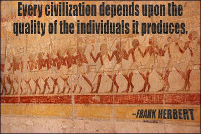 Civilizations quote #1
