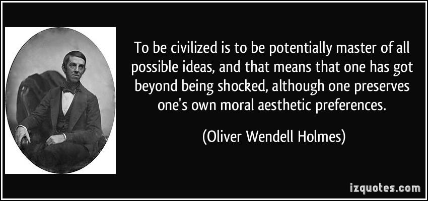 Civilized quote #2