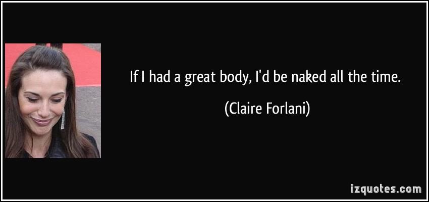 Claire Forlani's quote #6