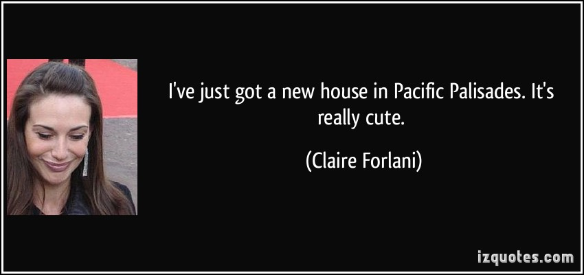 Claire Forlani's quote #5