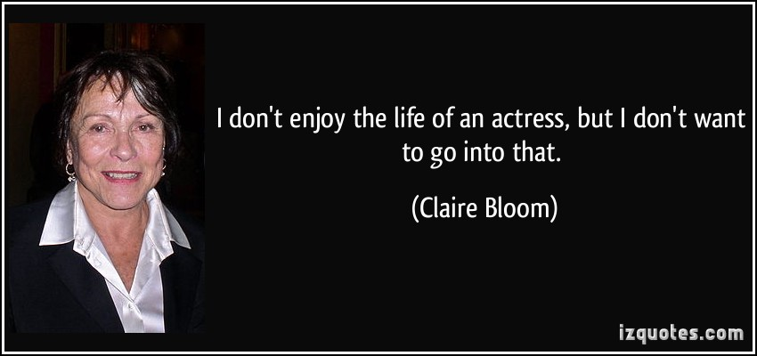 Claire quote #1
