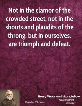 Clamor quote #2