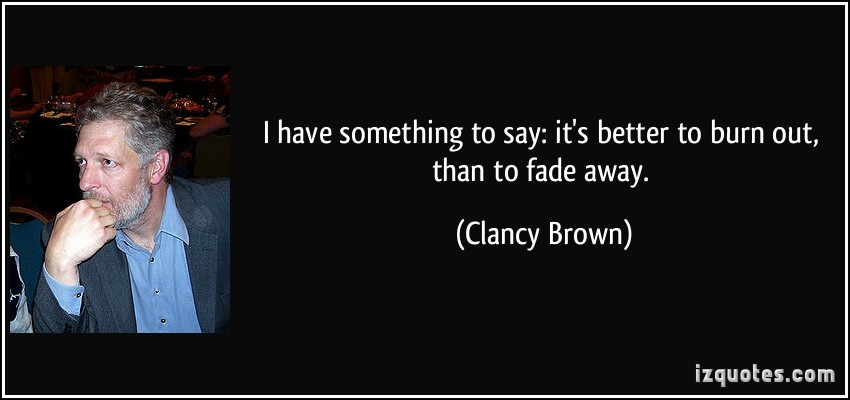 Clancy Brown's quote #4