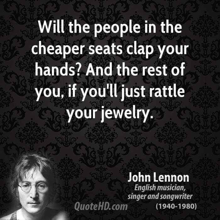 Clap quote #1