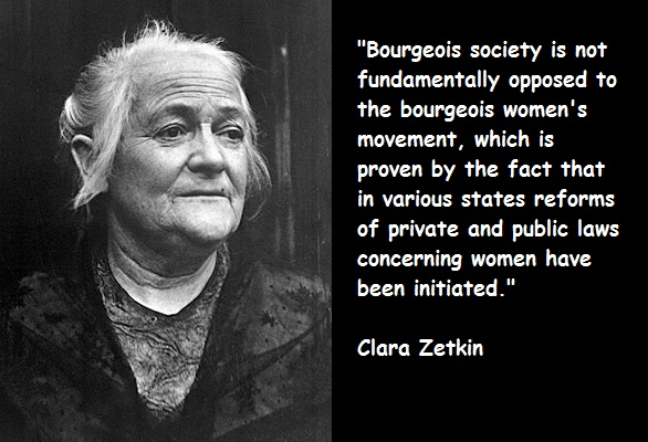 Clara Zetkin's quote #6