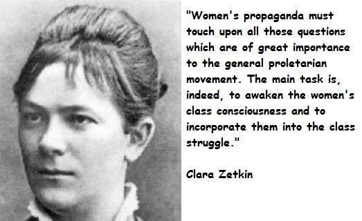 Clara Zetkin's quote #4