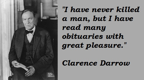 Clarence Darrow's quote #6