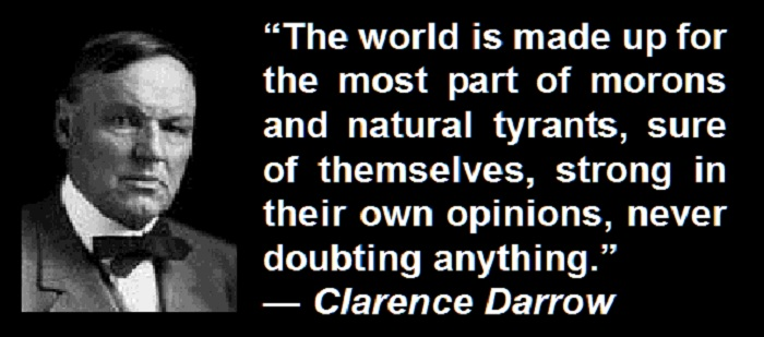 Clarence Darrow's quote #2
