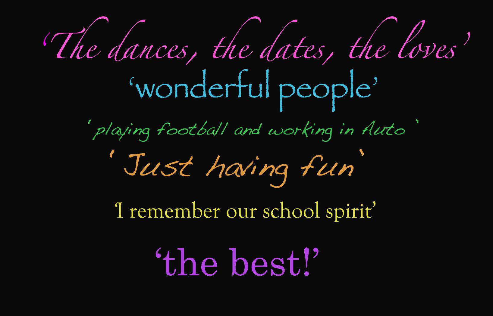 Classmates quote #2