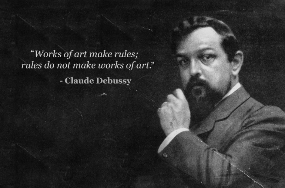 Claude Debussy's quote #4