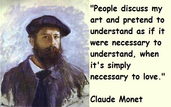 Claude Monet's quote #7