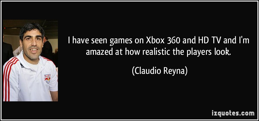 Claudio Reyna's quote #1