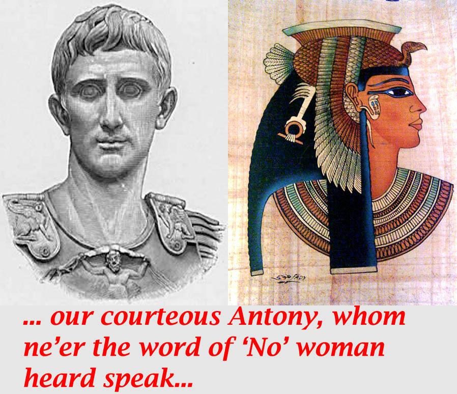 Cleopatra quote #1