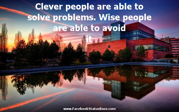 Clever People quote #2