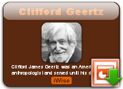 Clifford Geertz's quote #3